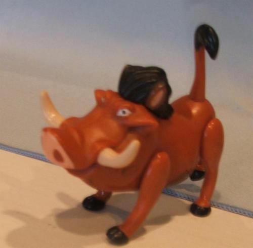 Disney Pumbaa Lion King PVC