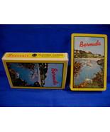 Bermuda Deck of Playing Cards Souvenir Collectibles Vintage British Hong... - $9.95