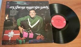 Jim Nabors Christmas Album LP Vinyl Record XMAS Music Jingle Bells Silen... - $9.90