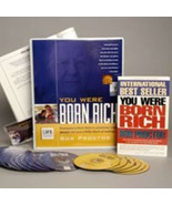 NEW Bob Proctor You Were Born Rich 6 DVD+15 CD (MSRP $595) SAVE $200 SEA... - $397.88