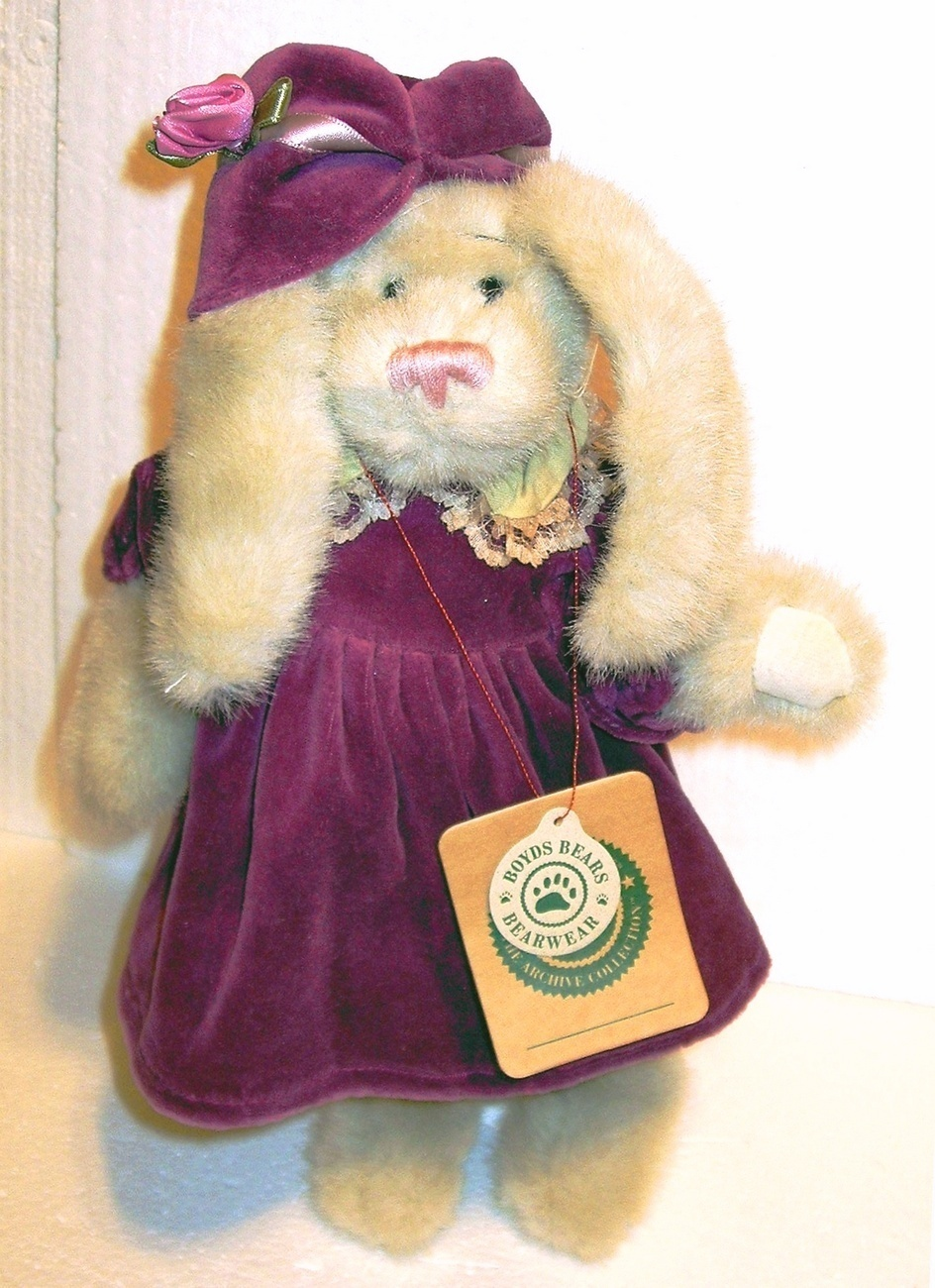 Boyds cossette rabbit bonanzle