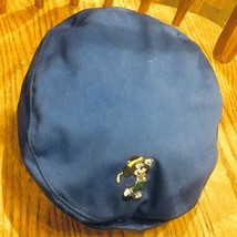 Pro Mickey Disney Golf Newsboy Cabbie Adjustable Hat RARE Vintage MADE I... - $25.73