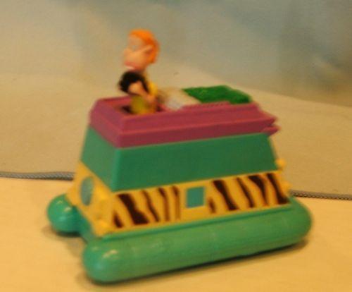 Burger King Thornberries Viacom 2000