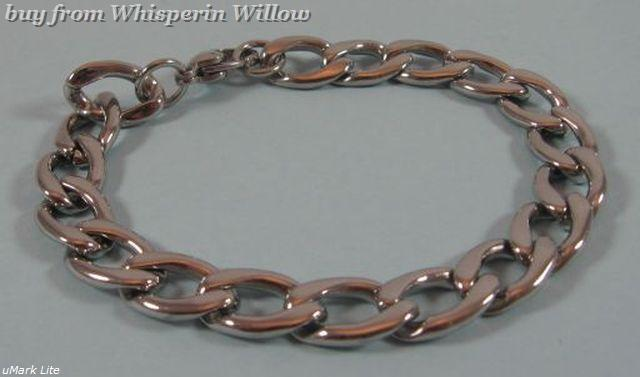 """9"""" Stainless Steel 300 Curb Chain"""