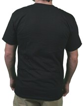 KR3W Skateboarding Mens Black Static Noise Wall Art Regular T-shirt K52594 NWT image 2
