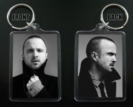 Aaron Paul Keychain / Keyring Breaking Bad Jess Pinkman 2 - $7.84