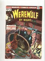 Marvel Comics -Werewolf by Night # 16 (Apr.1974) - $3.95