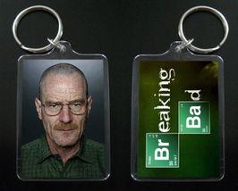 Breaking Bad Keychain / Keyring Bryan Cranston Walter White 2 - $7.84