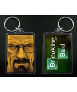 BREAKING BAD keychain / keyring Bryan Cranston WALTER WHITE 4 - $7.84