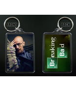 BREAKING BAD keychain / keyring Bryan Cranston WALTER WHITE 6 - $7.84