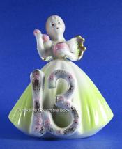 Josef Original 13 th Birthday Girls Angel Figurine Applause - $12.99