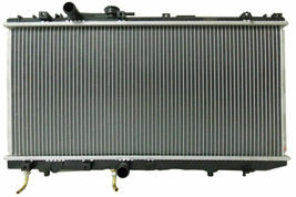 RADIATOR TO3010236 FOR 91 92 93 94 TOYOTA TERCEL 92 93 94 95 PASEO A/T ONLY image 2