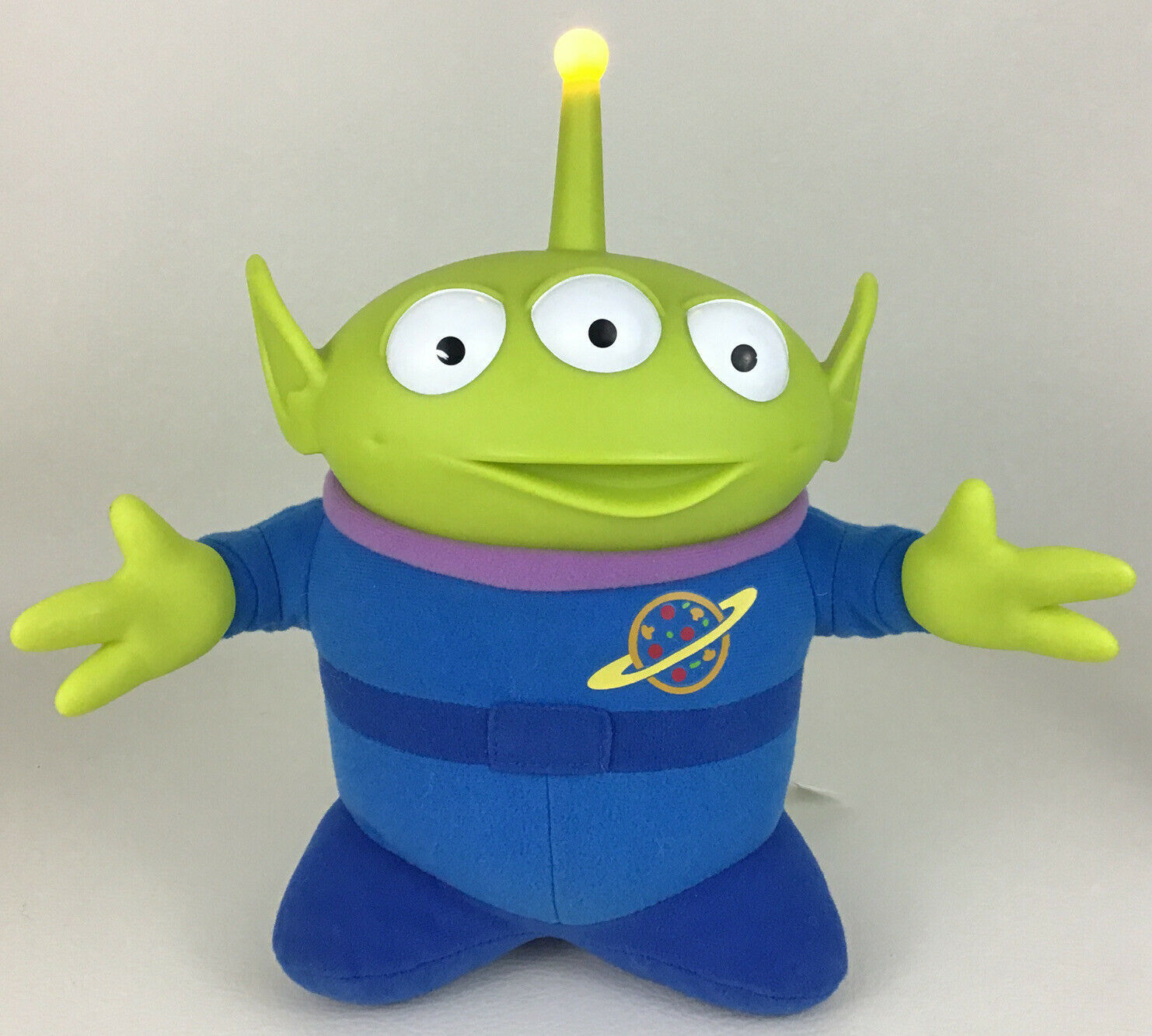 "Primary image for Toy Story Alien Thinkway Toys Little Green Men Talking 11"" Plush Toy 1995 Disney"