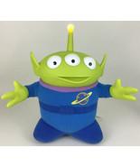 "Toy Story Alien Thinkway Toys Little Green Men Talking 11"" Plush Toy 199... - $69.25"