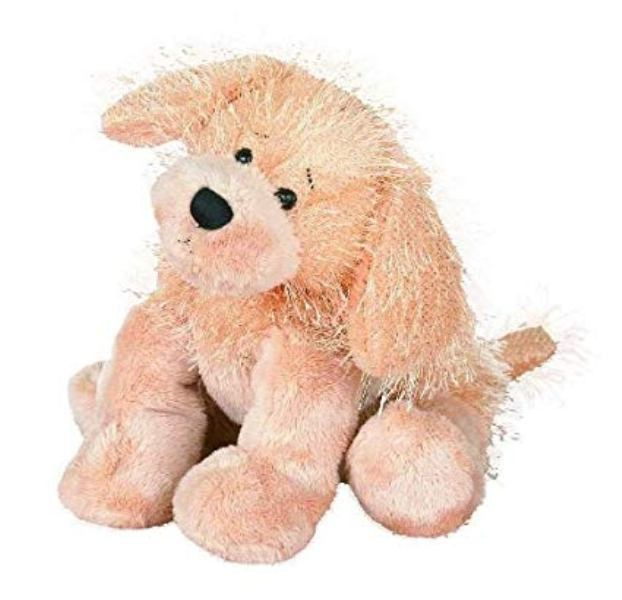 Golden Retriever Dog Webkinz HM010 Stuffed Beanbag Animal Plush No Code
