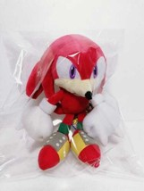 "Rare SEGA Sonic 2012 Sanei M SONIC Knuckles 10"" Limited Plush Doll from ... - $391.99"