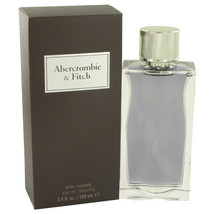 First Instinct by Abercrombie & Fitch 3.4 oz EDT Cologne Spray for Men NIB - $42.19