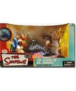 McFarlane Toys - The Simpsons Box Set The Island of Dr. Hibbert - $123.75