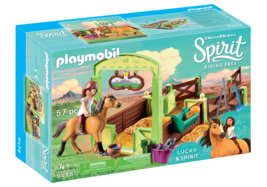Playmobil Dreamworks Spirit Riding Free  - $24.99