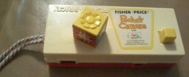Fisher Price Vintage Pocket Camera A Trip to the Zoo 1973 464(G) - $25.05