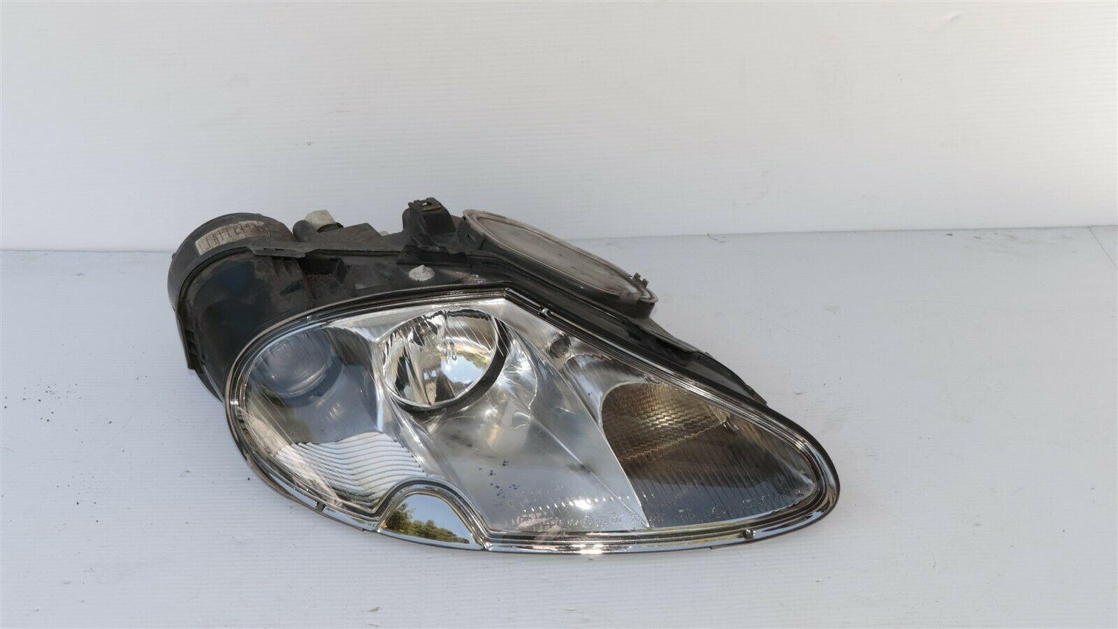 **READ 1st** 97-06 Jaguar XK8 Halogen Headlight Light Lamp Passenger Right RH