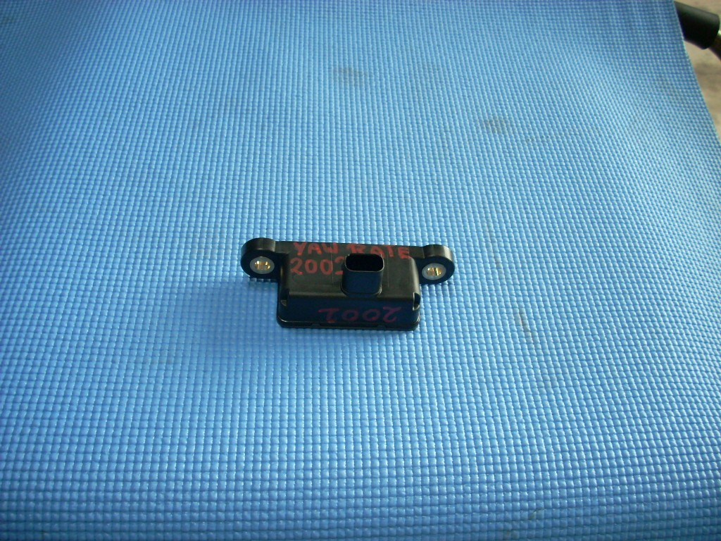 2009 BMW 328I COUPE YAW RATE SENSOR 6780334 OEM