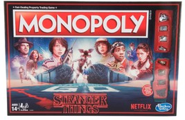 Monoply - Stranger Things Edition Board Game - $28.47