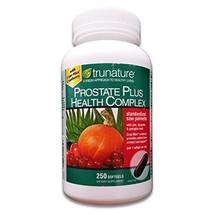 TruNature Prostate Plus Health Complex - Saw Palmetto with Zinc, Lycopene, Pumpk