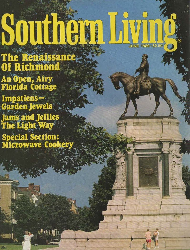 Primary image for Southern Living Magazine JUNE 1989 Special Section: Microwave Cookery