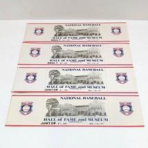 Vintage 1993 National Baseball HOF Hall of Fame MLB Museum Cooperstown L... - $8.57