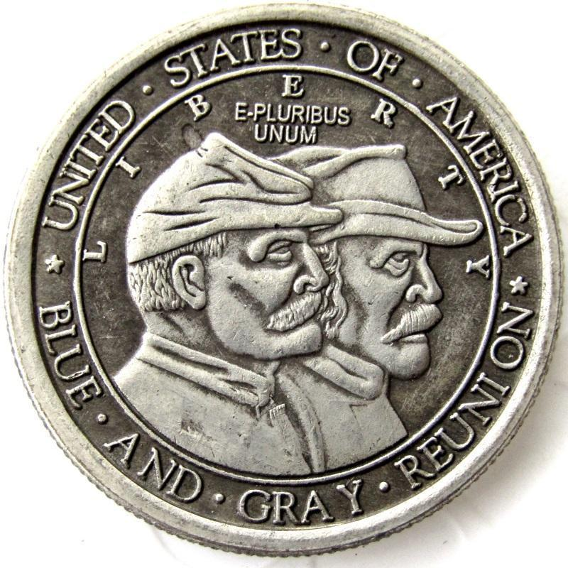 Primary image for 1936 Battle of Gettysburg Anniversary Half Dollar COIN FREE SHIPPING