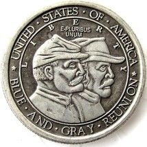 1936 Battle of Gettysburg Anniversary Half Dollar COIN FREE SHIPPING - $11.99