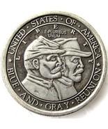 1936 Battle of Gettysburg Anniversary Half Dollar COIN FREE SHIPPING - $11.99