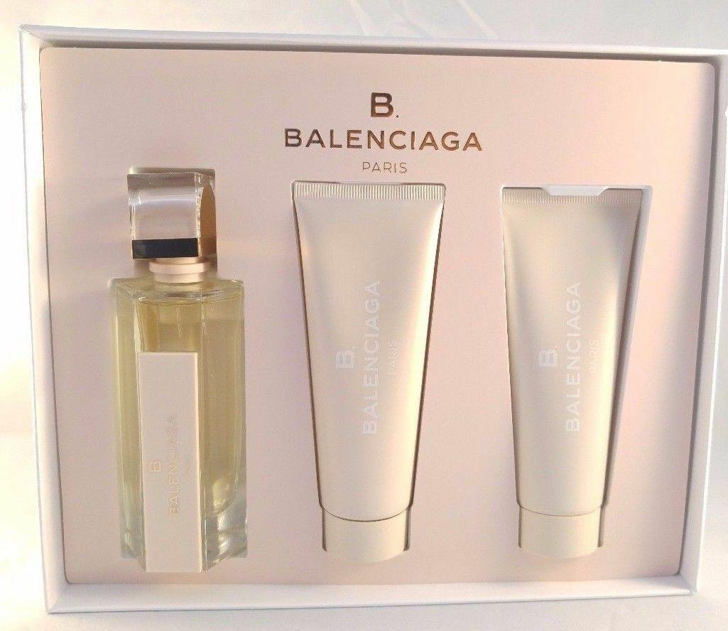 Aaabalenciaga b skin balenciaga 3 pcs gift set