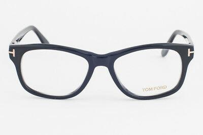 Tom Ford 5147 001 Black Eyeglasses TF5147 001 52mm