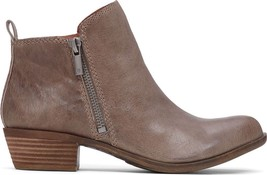 Women's boots Bootie in � Leather Brindle Lucky Brand NEW 129 Basel ankle q6EPt