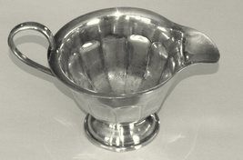 Vintage EPNS A1 Silver Plated Gravy Boat Sauce Dish Sheffield  image 8