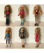 Bratz Doll 2001 Choice Rock Angelz Chloe Sasha Jasmine Rock Angelz with ... - $14.99