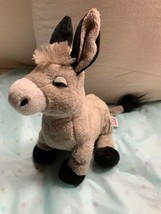 Used Webkinz Retired Donkey Stuffed Animal Plush Toy Pre-owned No Code Tag - $18.70