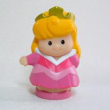 Fisher Price Little People AURORA Sleeping Beauty Disney Princess Songs ... - $3.50