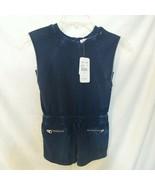 NWT Splendid Girls Size 4 Navy Blue Romper - $23.38