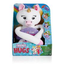 New Fingerlings HUGS - Gigi (White) - Advanced Interactive Plush Baby Un... - $54.98