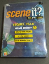 Scene It? The DVD Game Sequel Pack Movie Edition - $14.49