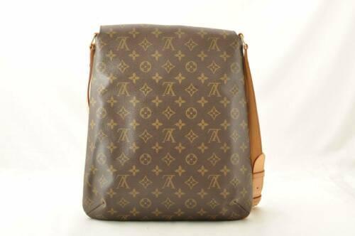 LOUIS VUITTON Monogram Musette Shoulder Bag M51256 LV Auth 10485 image 2