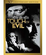 Touch Of Evil DVD 2 Disc 50th Anniversary Edition ( Ex Cond.) - $12.80
