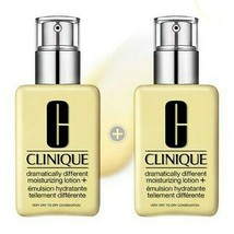 Clinique Dramatically Different Moisturizing Lotion+ / Gel 125ml+125ml K... - $72.09