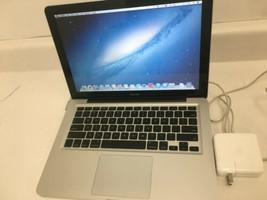 "Apple MacBook A1278 Laptop 2.0GHz Core 2 Duo 4GB DDR3 500GB SATA 13"" Com... - $168.25"