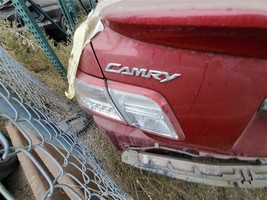 Driver Tail Light Decklid Mounted With Red Outline Fits 10-11 CAMRY 1806 - $89.99
