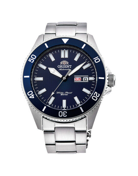 Primary image for Orient Kanno RA-AA0009L19A RA-AA0009L AA0009L 200m Diver Style Blue Dial 44mm