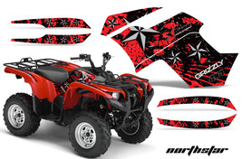 ATV Graphics Kit Quad Decal Wrap For Yamaha Grizzly 550 700 2007-2014 NSTAR S R - $169.95